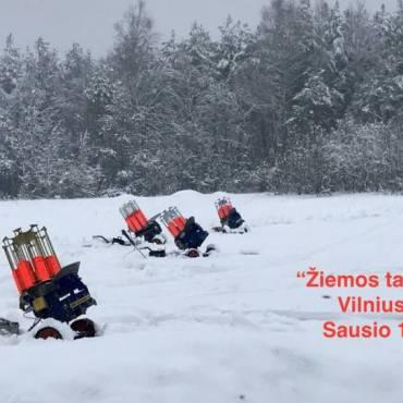 Žiemos taurės varžybos
