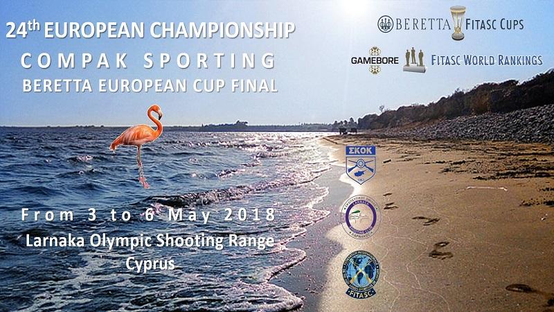 Europos Compak sporting Čempionatas