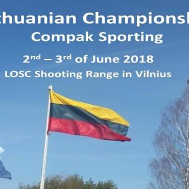 Lithuanian Compak Sporting OPEN Championship