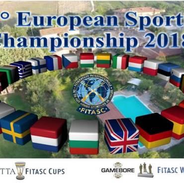 Europos čempionato rezultatai