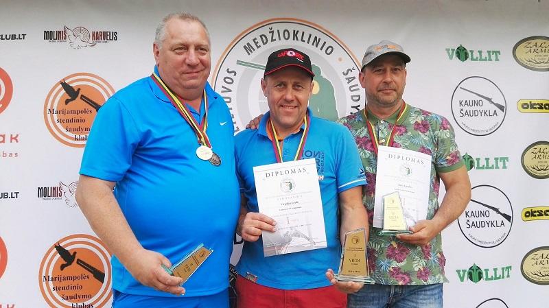 Atvirame Lietuvos šaudymo čempionate – ypač atkakli kova