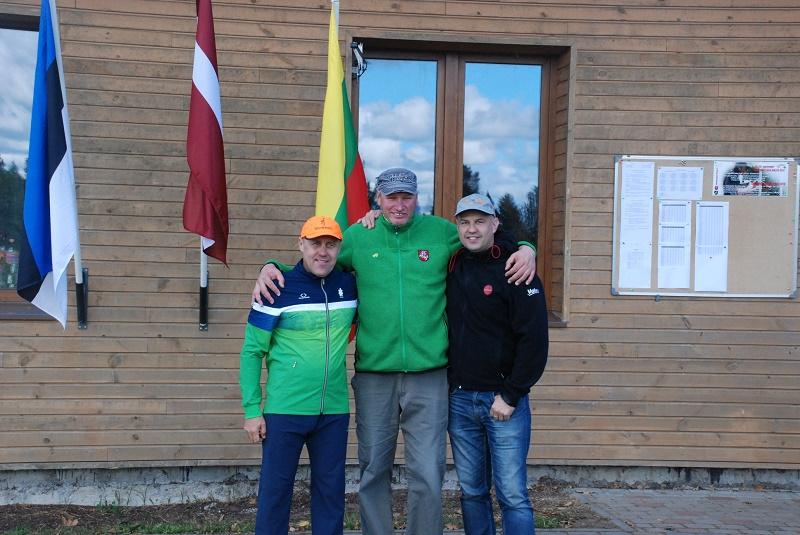 Grobinos Taurės varžybose spindėjo Lietuvos šauliai
