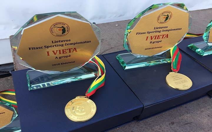 Information for participats of the Lithuanian Fitasc Championschip