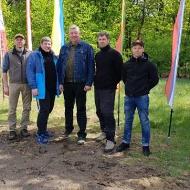 Sėkmingas Lietuvos šaulių pasirodymas Lenkijoje.