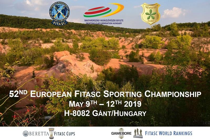 Vengrijoje prasidėjo 52 – asis Europos F.I.T.A.S.C. Sporting čempionatas