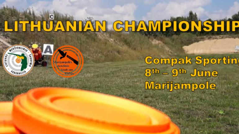 Lithuanian Compak Sporting OPEN Championship
