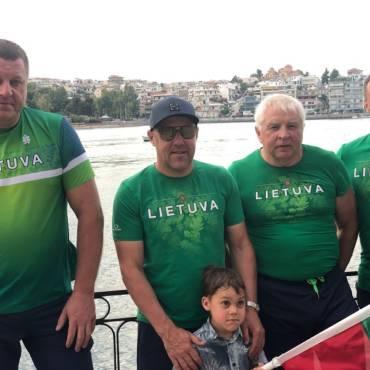 Graikijoje startuoja 25 – asis Europos compak sporting čempionatas