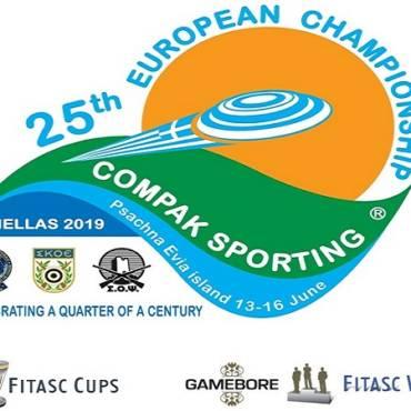 Naujas Europos compak sporting čempionas – SZERDAHELYI Andras iš Vengrijos.