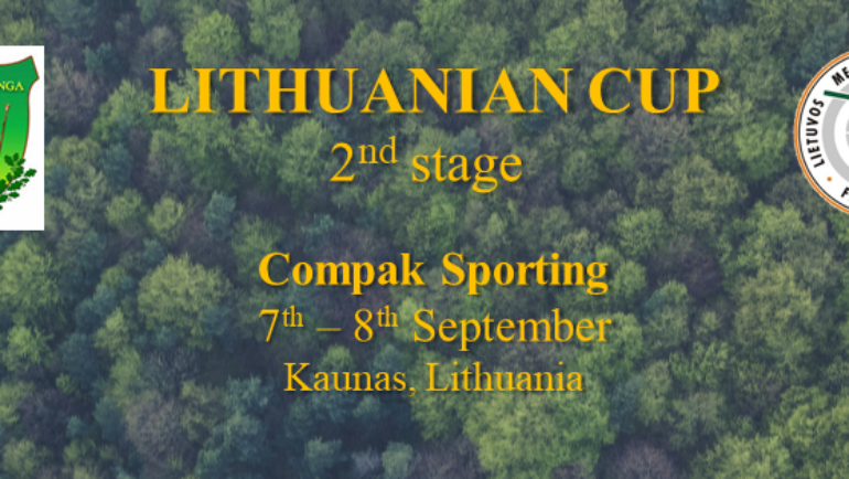 Lithuanian Cup II stage