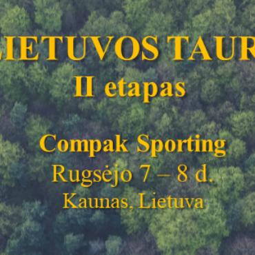 Lietuvos taurės varžybų dalyvių laukia puikūs mūsų rėmėjų įsteigti prizai.