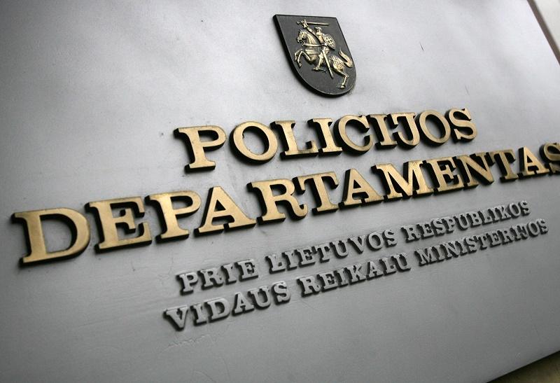 Prašymas dėl išaiškinimo pateikimo ir oficialus Policijos departamento atsakymas
