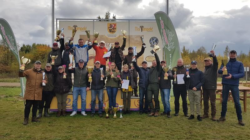 Lietuvos taurės varžybų rezultatai