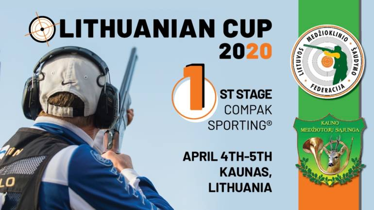 Lithuanian Cup. I -st Stage