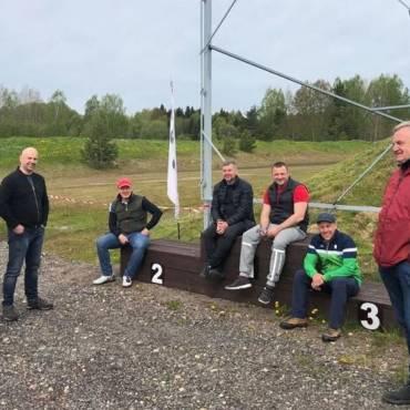 Mūsų šauliai dalyvavo varžybose Latvijoje ir Estijoje