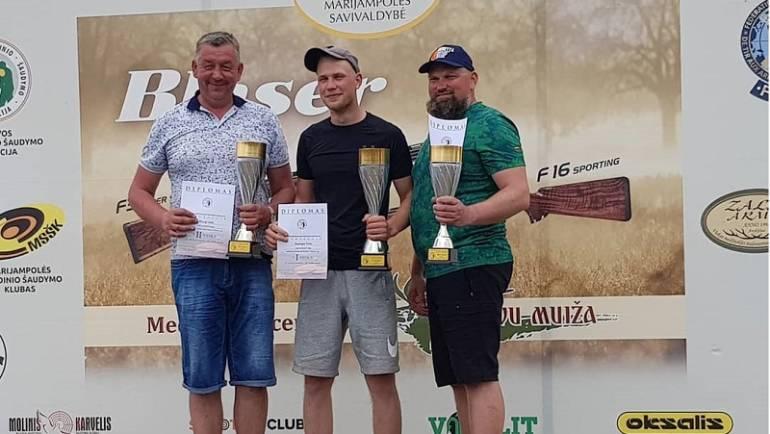 Lietuvos taurės I – ojo etapo rezultatai