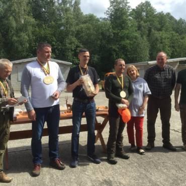 Kėdainiuose vyko stendinio šaudymo varžybos skirtos paminėti Lietuvos medžiotojų ir žvejų draugijos 100 – mečiui.