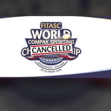Atšaukiamas Pasaulio compak sporting čempionatas Lenkijoje