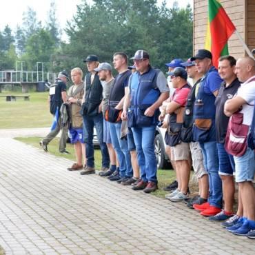 Lietuvos šauliai Latvijos taurės varžybose šaudė taikliai