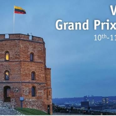 Kviečiame registruotis į Vilnius GRAND PRIX varžybas