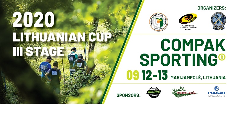 Invitation to participate in the Lithuanian Cup competition