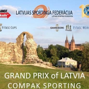 Informacija vykstantiems į Varžybas Latvijoje