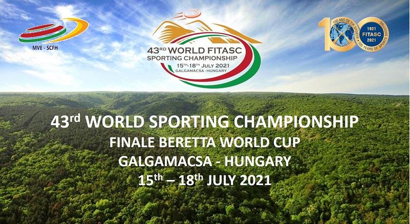 Prasideda 43- asis Pasaulio sportingo čempionatas