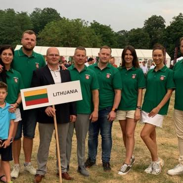 Lietuvos šauliai iš Pasaulio čempionato Vengrijoje parsivežė daug įspūdžių