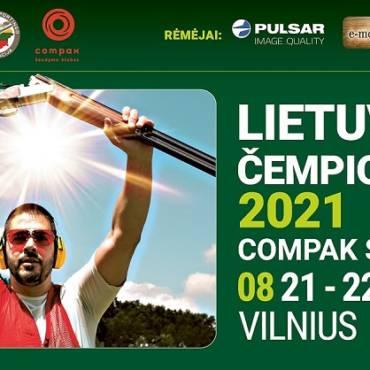 Kviečiame į 2021 metų Lietuvos compak sportingo čempionatą