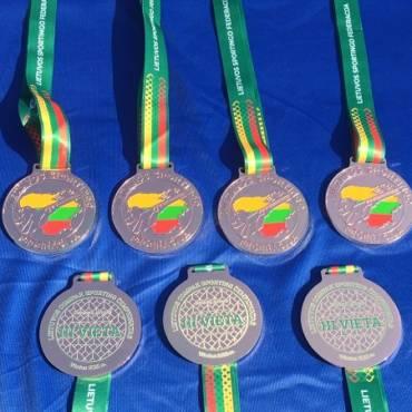 Informacija Lietuvos čempionato dalyviams