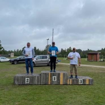 Lietuvos šauliai puikiai pasirodė Grobinos didžiojo prizo varžybose