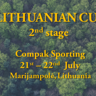 Lithuanian Cup. II – nd Stage. OPEN