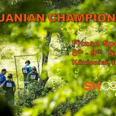 Lithuanian Open Championship F.I.T.A.S.C. Sporting  08-09 of September 2018  Kėdainiai, Lithuania